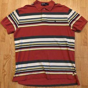 Polo Ralph Lauren Three-Button Polo